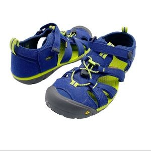 Keen Blue Hiking Waterproof Outdoor Sandals Bungee
